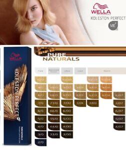Wella Professionals Koleston Perfect ME+ Hair Color - PURE NATURALS