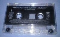 THE BEAUTIFUL SOUTH QUENCH cassette tape album N65