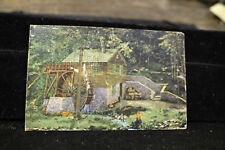Vintage Old Rice Gristmill Near Norris Dam TN Post Card FREE US SHIPPING