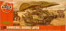 Airfix 1/76 Churchill Bridgelayer Vehicle Model Kit