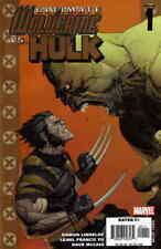 Ultimate Wolverine vs. Hulk #1 VF/NM; Marvel | save on shipping - details inside