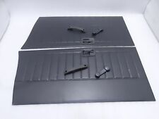 NEW SUZUKI SAMURAI GYPSY SJ410 SJ413 INSIDE DOOR PANEL SET WITH HANDLES#G444@2X2