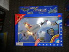 NEW SOLDIER BEAR AIR FORCES WIRED REMOTE CONTROL PLANE BATTERY OPERATED