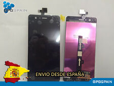 Pantalla COMPLETA NEGRA NUEVO MODELO BQ AQUARIS M5 LCD+TACTIL ENVIO 24H peninsul