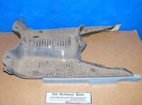 FLOORBOARD foot rest BOTTOM PANEL ------- 1983 YAMAHA RIVA 180 XC180