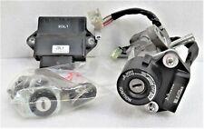 Kit accensione Yamaha YP250 X MAX ABS con chiusure e centralina ECM dedicata