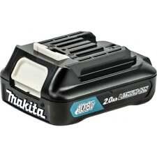 Makita 10.8v Battery BL1020 2.0ah Li-on Slide Type Genuine Makita