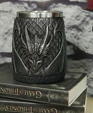 Winged Dragon Bloodlust Eye Of Drogon 16oz Drinking Coffee Mug Tankard Cup