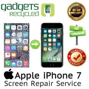 iPhone 7 Full Screen Replacement Repair Service -Same Day Repair & Return