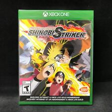 Naruto to Boruto: Shinobi Striker (Microsoft Xbox One, 2018) BRAND NEW