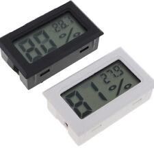 Lcd Mini Electronic Thermometer Hygrometer Sensor Electronic Temperature Sensor