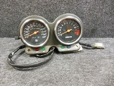 OEM 2009 Suzuki GS500 Speedometer Tachometer Gauge Assembly #U2532