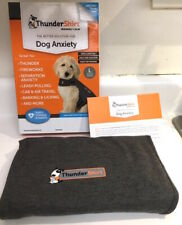New listing Thundershirt For Dog Dogs Anxiety Behavior Training Gray Large 41-64 lbs