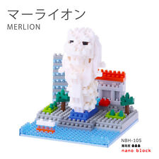 *NEW* NANOBLOCK MERLION - Building Blocks Nanoblocks Nano NBH-105