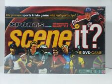 Scene it? ESPN Sports Edition DVD Game Sports Trivia Powered By ESPN - New