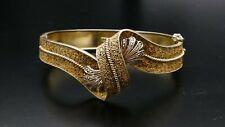 ART DECO Theodor FAHRNER Armreif Silber silver bracelet Design Markasiten TF