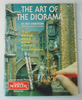 The Art of the Diorama by Ray Anderson Photo Roland Patterson 1988 Buch B-10984