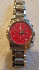 Girard-Perregaux Ferrari 8020 Stainless Steel Chronograph Automatic Watch 8020