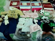Lot of American Girl Clothes,Soccer Star,Snowy Chic,Emily's Snowsuit,MORE!
