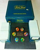 Trivial Pursuit Master Board Game Genus Edition Complete By Parker Games 1983