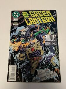 Green Lantern #97 April 1998 DC Comics