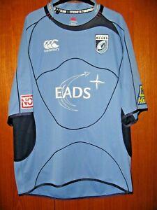Cardiff Blues Rugby Union Football Jersey shirt Canterbury size 2XL XXL 46/48