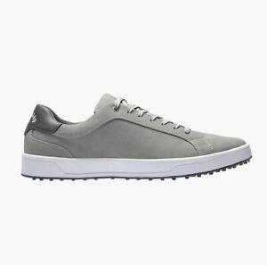 Callaway Del Mar Casual Style Golf Shoes Grey #9145