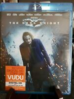 New The Dark Knight (2 disc) [Blu-ray] Christian Bale, Heath Ledger, Maggie Gyll