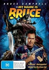 My Name Is Bruce (DVD, 2009)2-DISC SPECIAL EDITION (Region 4) Bruce Campbell