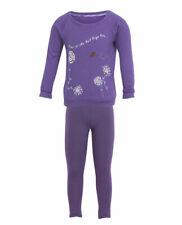 Dandelion Shower Thermaknit Pyjama Set (4-5yrs)
