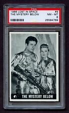 1966 Lost in Space PSA TOPPS COMPLETE SET  ALL PSA 8 53 cards +2 PSA 9  NQ