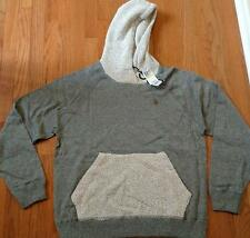 """L-R-G Lifted Research Group """"Savanna"""" Pullover Hoodie Olive Green Heather XL $98"""
