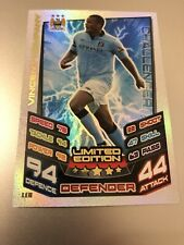 MATCH ATTAX 2012/13 VINCENT KOMPANY LIMITED EDITION LE8 PACKET FRESH