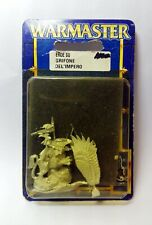EMPIRE HERO ON GRIFFON - WARMASTER  Sealed Blister - The Empire 10mm - A