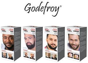 Godefroy - Barber's Choice Beard & Mustache Gentle Formula  (3 APPLICATION KIT)