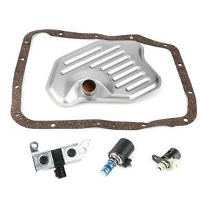 4R70W AODE Transmission Solenoid Filter Kit EPC TCC Lockup Shift For Ford F-150