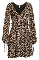 Free People Women's Pradera Floral Mini Dress Size XS