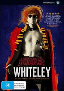 WHITELEY (2017) [NEW DVD]