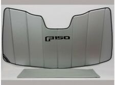 Ford 2015-2018 F-150 Sunshade Factory w/ Logo & Storage Bag VJL3Z-78519A02-A