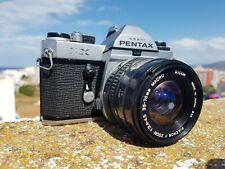Asahi Pentax KX Vintage Film Camera and recoh Macro Lenses(tested)