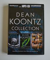 Dean Koontz - Collection: The Moonlit Mind, Darkness Under the Sun, Demon Seed