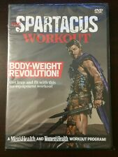 The Spartacus Workout: Body-Weight Revolution (DVD) A Men's Health Workout