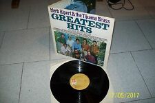 HERB ALPERT & THE TIJUANA BRASS GREATEST HITS LP / A & M  AMLS 980/1970 ITALY