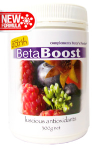 Beta Boost Powder 300g (Complements Percy's Powder)