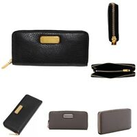 NWT MARC JACOBS Leather Zip-Around Wallet/ 198$/ VARIOUS STYLES