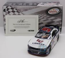 AUTOGRAPHED WILLIAM BYRON 2017 BRICKYARD WIN INDIANAPOLIS RACED VERSION 1/24 NEW
