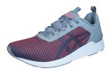 Zapatillas de deporte grises de goma