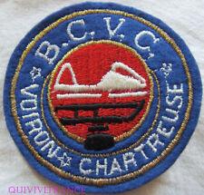 SK1965 - PATCH BOBSLEIGH CLUB DE VOIRON CHARTREUSE