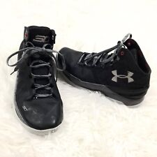fedcd5779421 Stephen Curry Under Armour Mens 9 Professional High Top Sneakers Shoes  Charged