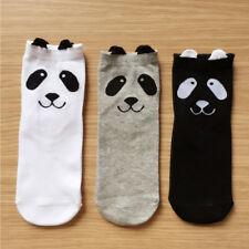 Women Funny Casual Panda Cotton Cartoon Socks